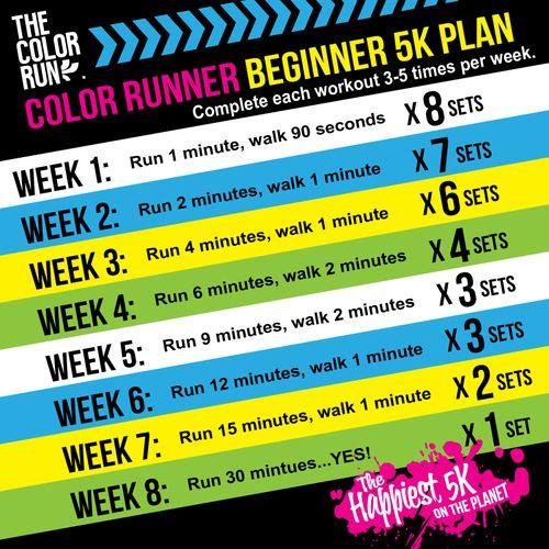 Runner beginner plan basically couch to 5k but put so so sooooo much simpler lol