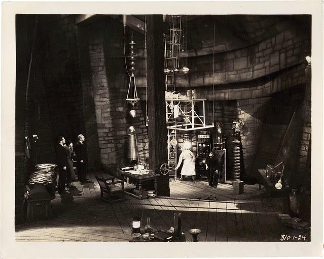 Frankenstein (Universal, 1931) 16