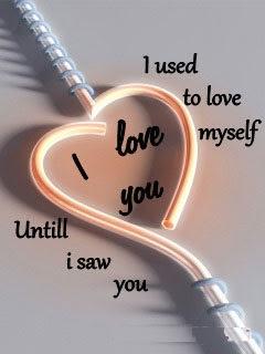 I Used To Love Myself Facebook Image Share