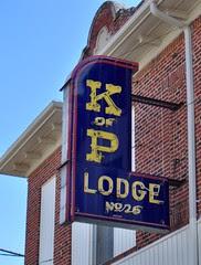 k of p lodge
