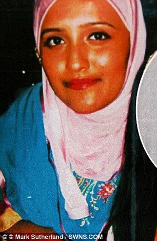 L'étude affirme que certaines femmes britanniques ont déjà fait l'objet d'une formation militaire en vertu de l'IS, y compris Aqsa Mahmood, 22 ans, de Glasgow