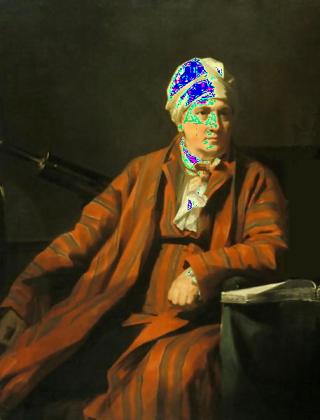 Съвременен портрет на Джон Робисън
