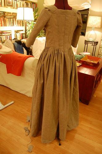 Finished Dress!