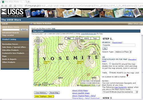 Free Usgs Topo Maps Gearjunkie