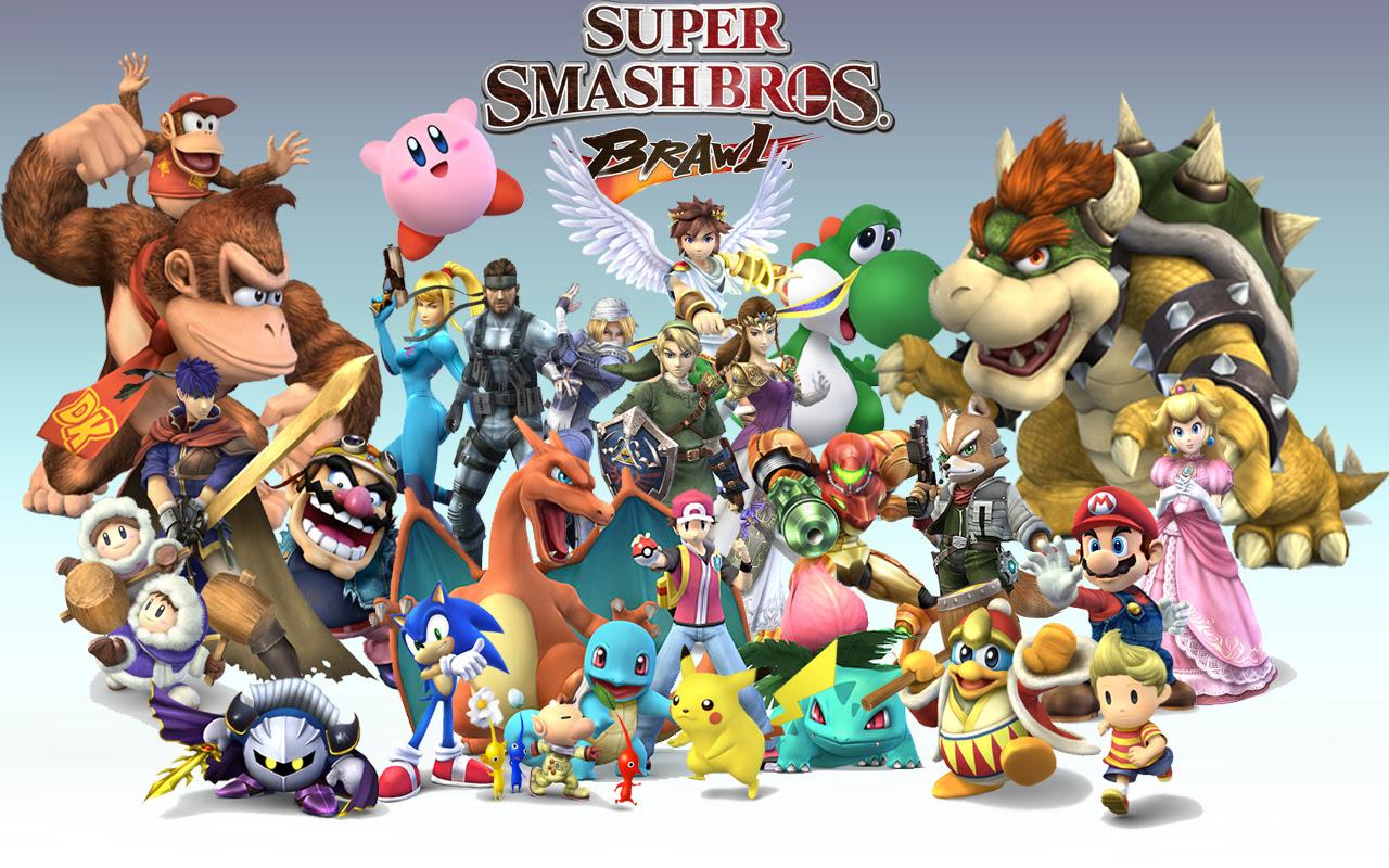 Super Smash Bros Wallpaper 1280x800 79120