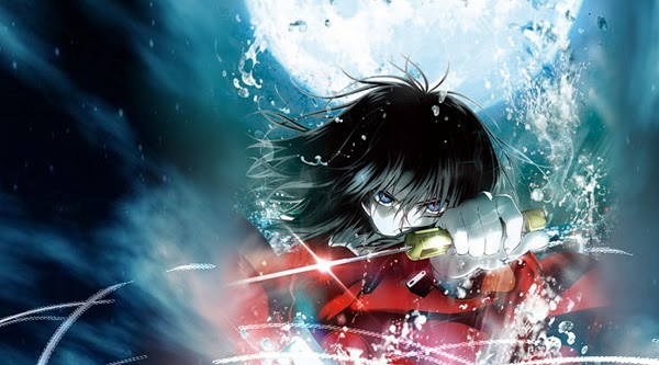 Kara no Kyoukai 1: Fukan Fuukei Anime Endings (ED)