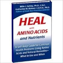 Heal With Amino Acids and Nutrients Survive Stress Pain ...