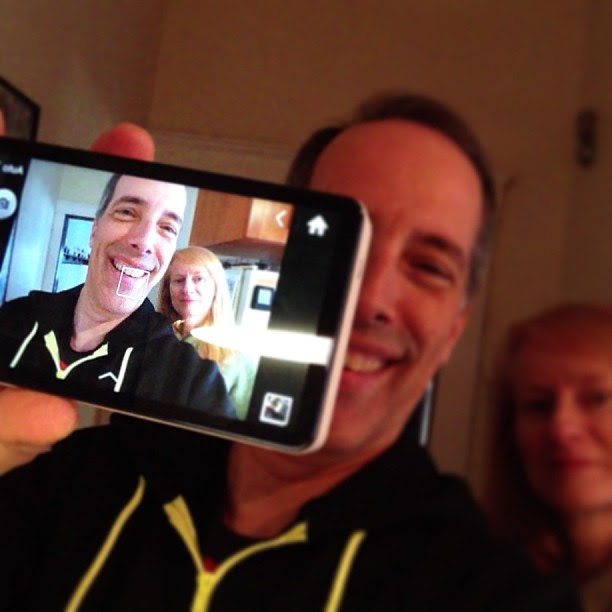 Just got the Samsung Galaxy Camera to test. So far, Whoa! Thanks @samsungtweets