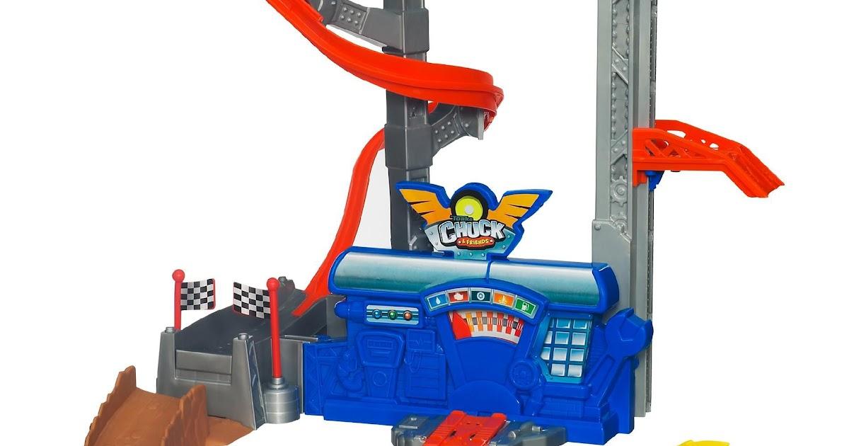For Sale Hasbro Tonka Chuck And Friends Twist Trax Tornado Tower
