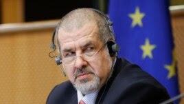 Председатель Меджлиса крымскотатарского народа Рефат Чубаров, архивное фото