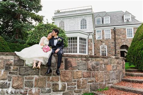 Estates of Sunnybrook McLean House Wedding   Rowell