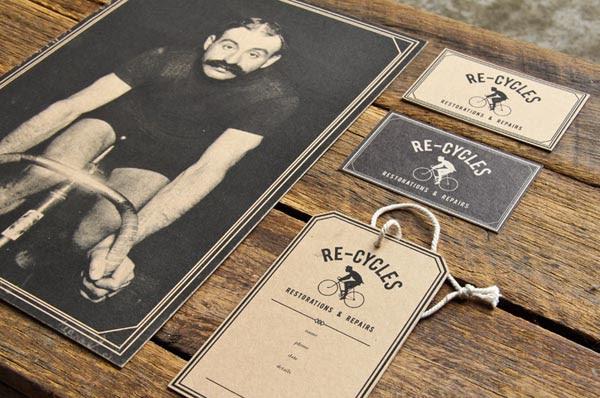 Re-Cycles - Vintage Identitiy