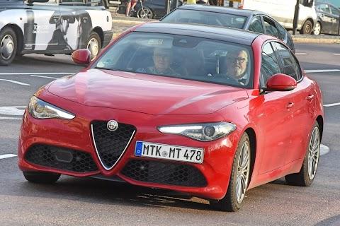 Alfa Romeo Q4 Giulia