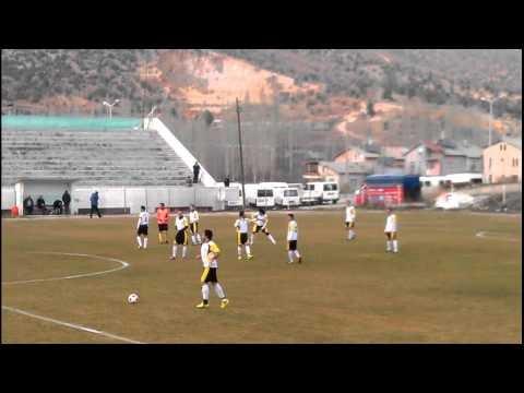Bozkır Gençler Birliği 3-3 Seydişehir Belediye Spor Karşılaşması 23.12.2012