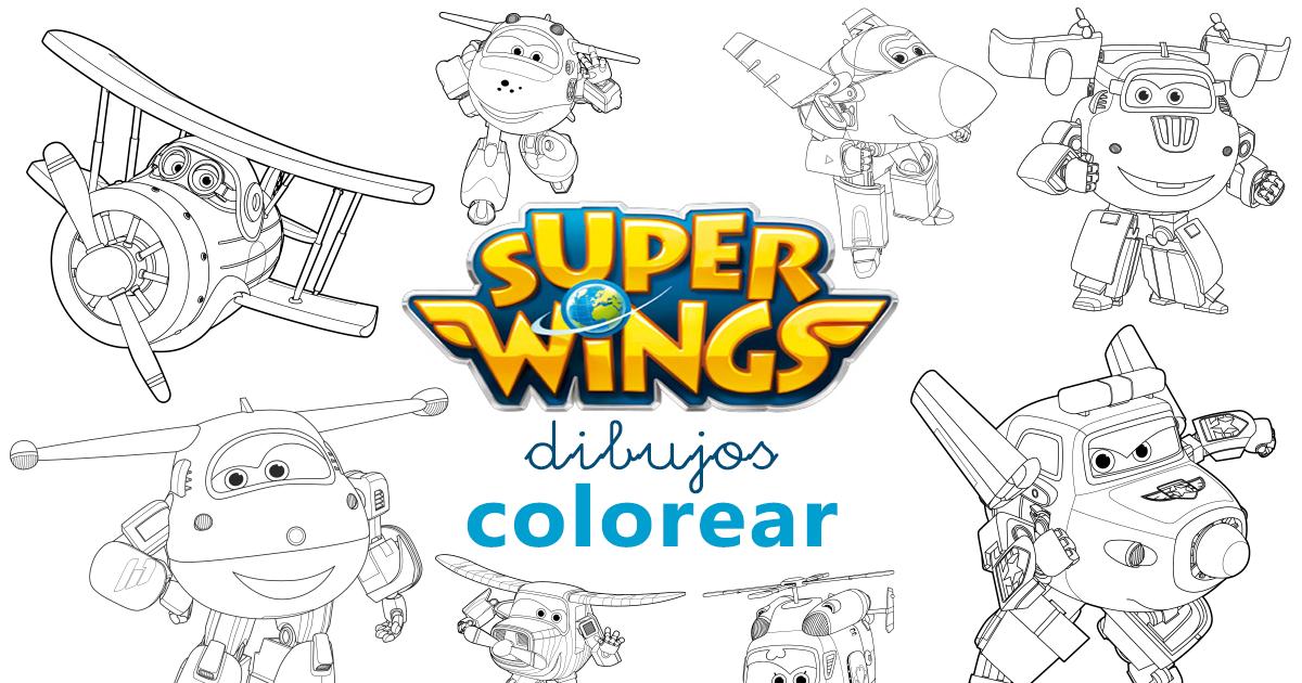 malvorlagen super wings english