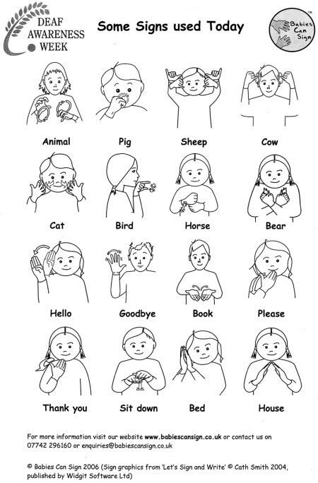 free printable makaton signs - Google Search | sign