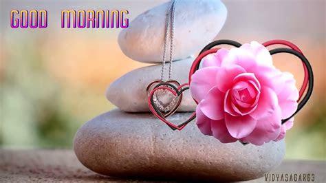romantic good morning whatsapp status videogood