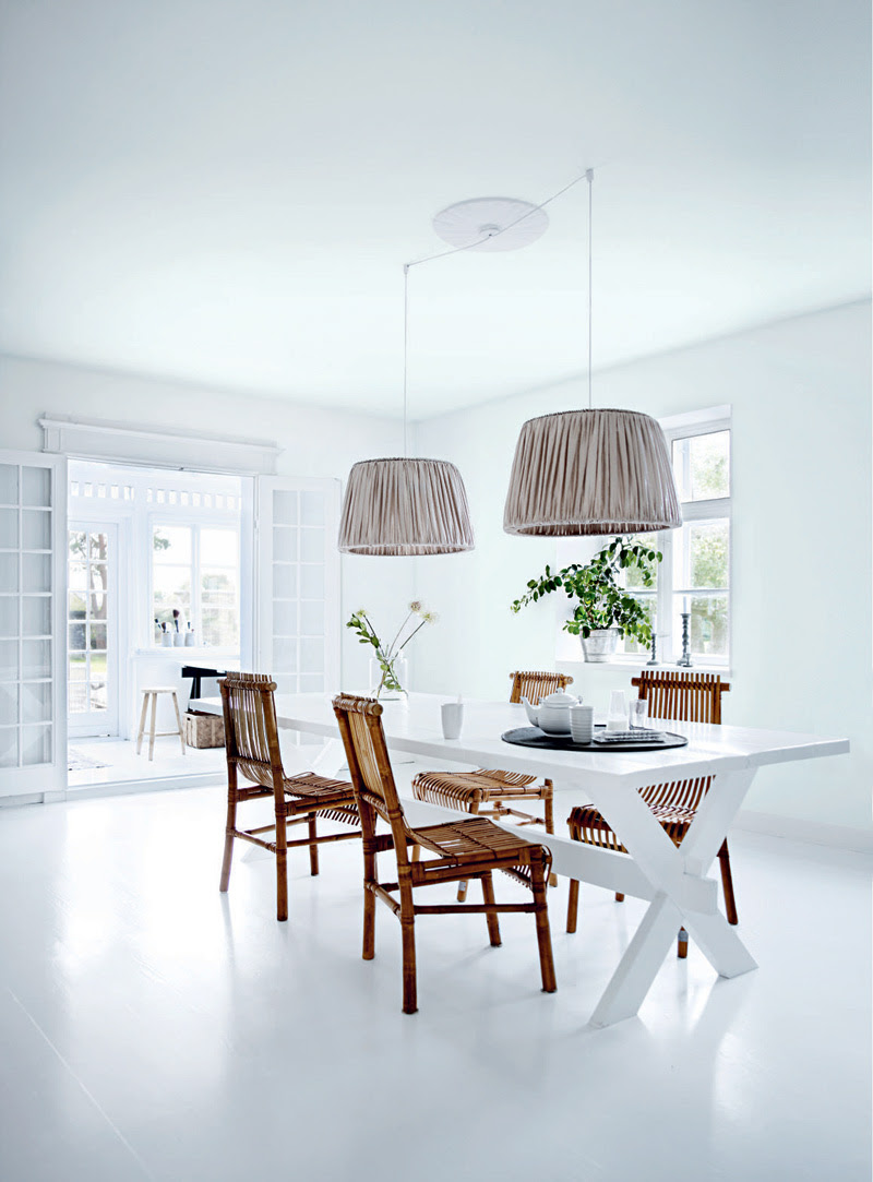 All White Interior D