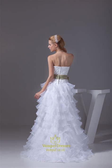 High Low Wedding Dresses 2019 Uk, High Low Wedding Dresses