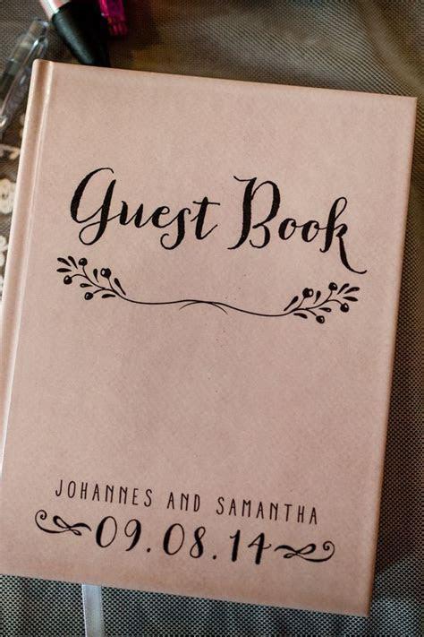 25  best ideas about Wedding Guest Book on Pinterest