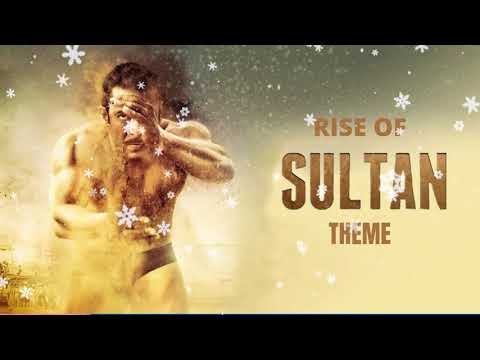 Rise Of Sultan Theme song lyrics in Hindi and English & tone - Sultan Movie | Salman Khan