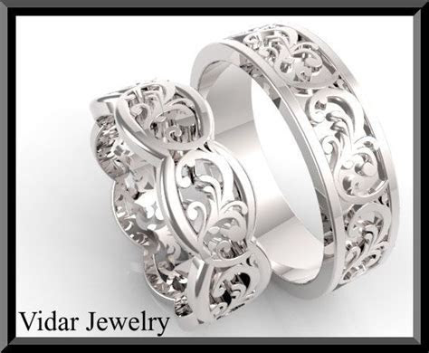 Top 25 ideas about Matching Wedding Bands on Pinterest