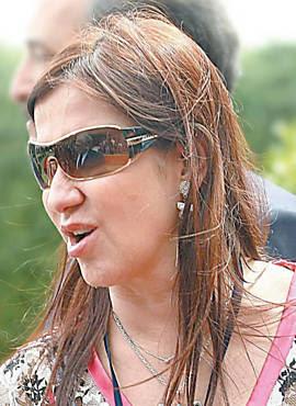 Rose Noronha, ex-chefe de gabinete da Presidência em SP