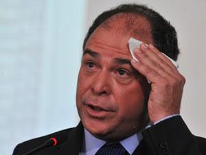 O ministro da Integração Nacional, Fernando Bezerra Coelho, em 2012 (Foto: Valter Campanato/ABr)