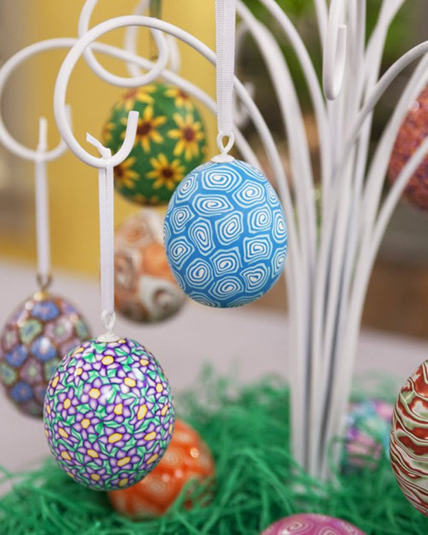 32 Creative Easter Egg Decorating Ideas Anyone Can Make ...