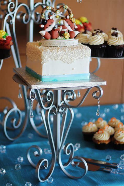 Crystal Candelabra Cake Stand ? Wedding & Party Rentals