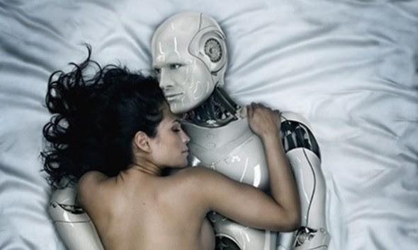 Resultado de imagen de robots mujer