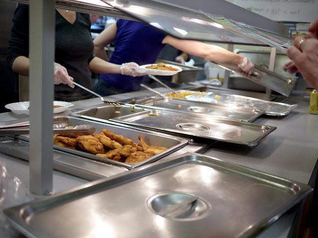 Friday Fish Fry: Nativity School, Pleasant Ridge