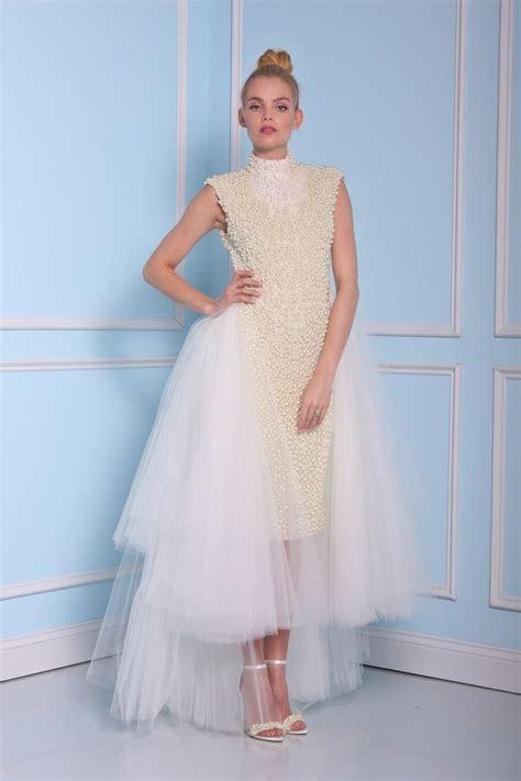 Christian Siriano bridal 2016 { 2016 wedding dresses }