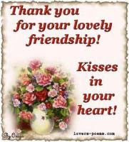 Thank You For Your Friendship And Your Love Full Online Book