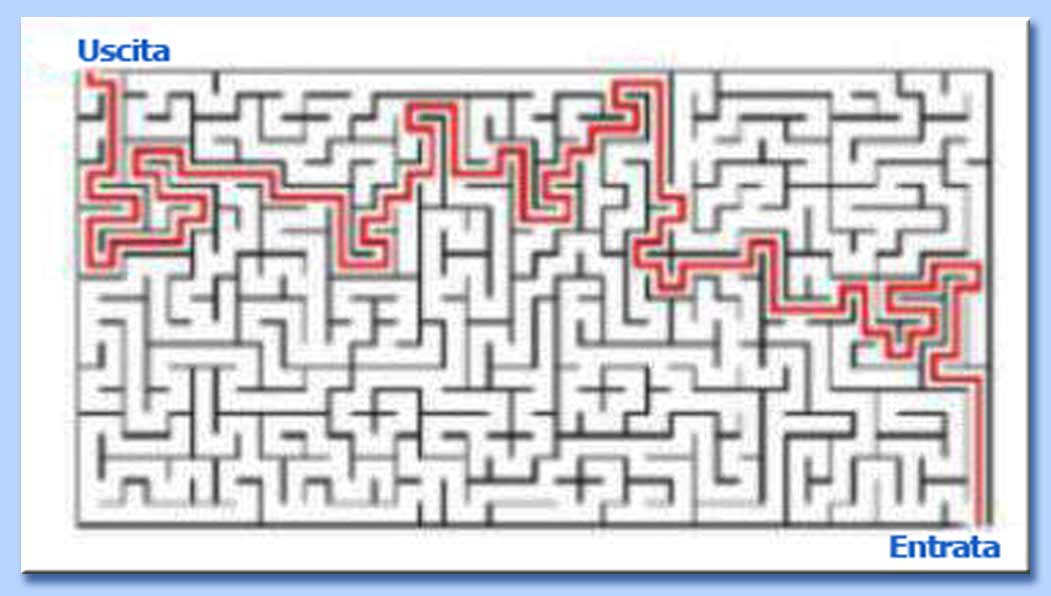 labirinto per topi