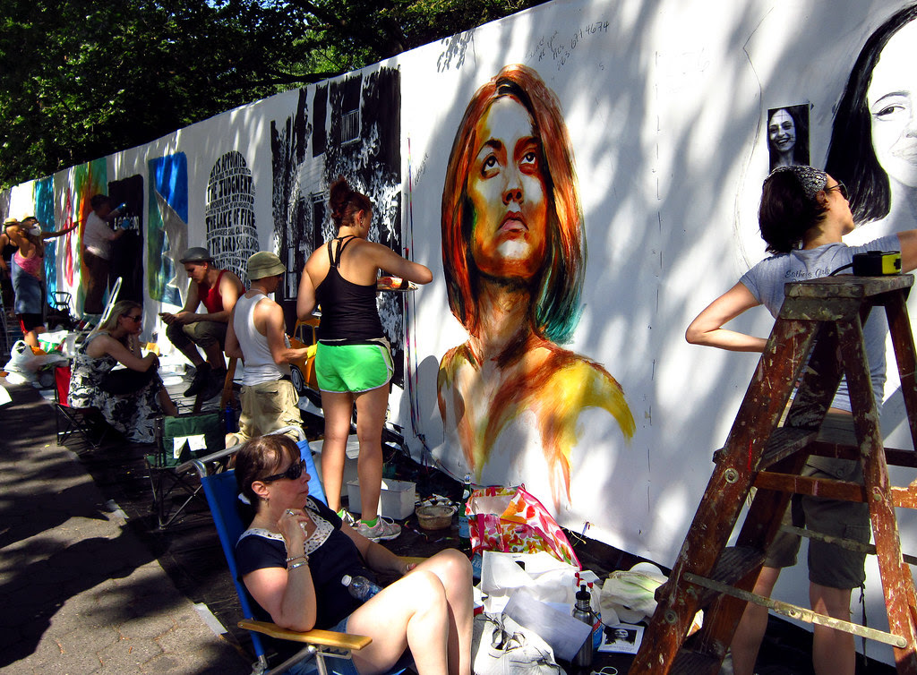 Art Around the Park 2013