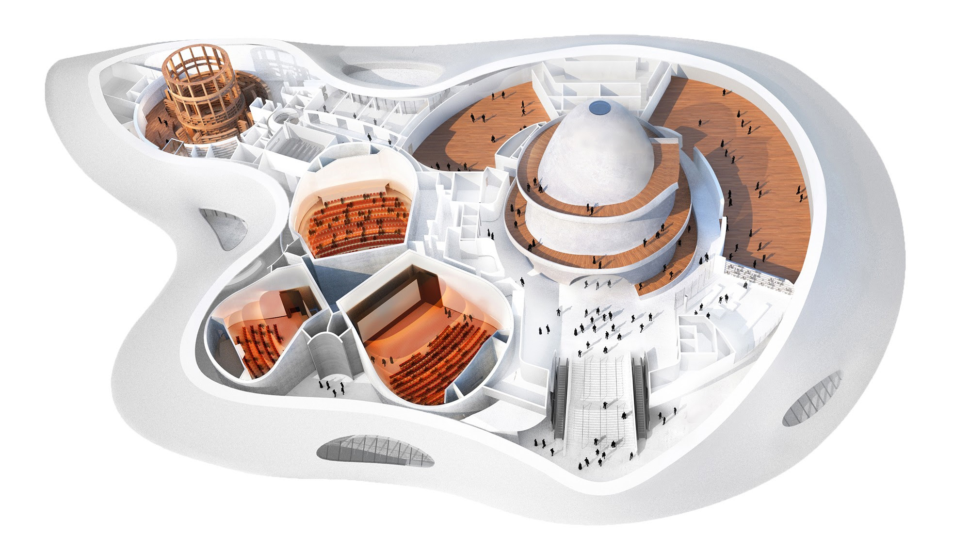 What Is The Lucas Museum Of Narrative Art Chicago Architecture