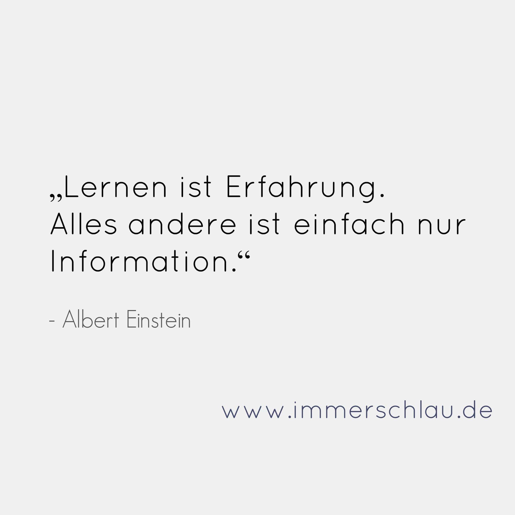 Albert Einstein Zitate Lernen Tolle Sprüche Leben