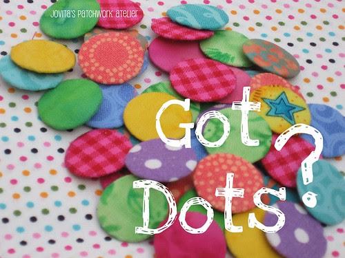 Got Dots Quilt-Along