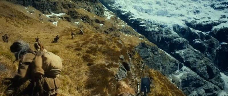 Dónde se rodó el Hobbit