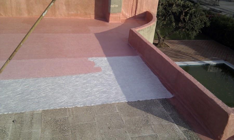 Casa immobiliare accessori isolamento terrazzo - Piastrellare un terrazzo ...