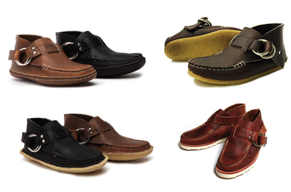 Yuketen ring boots 07