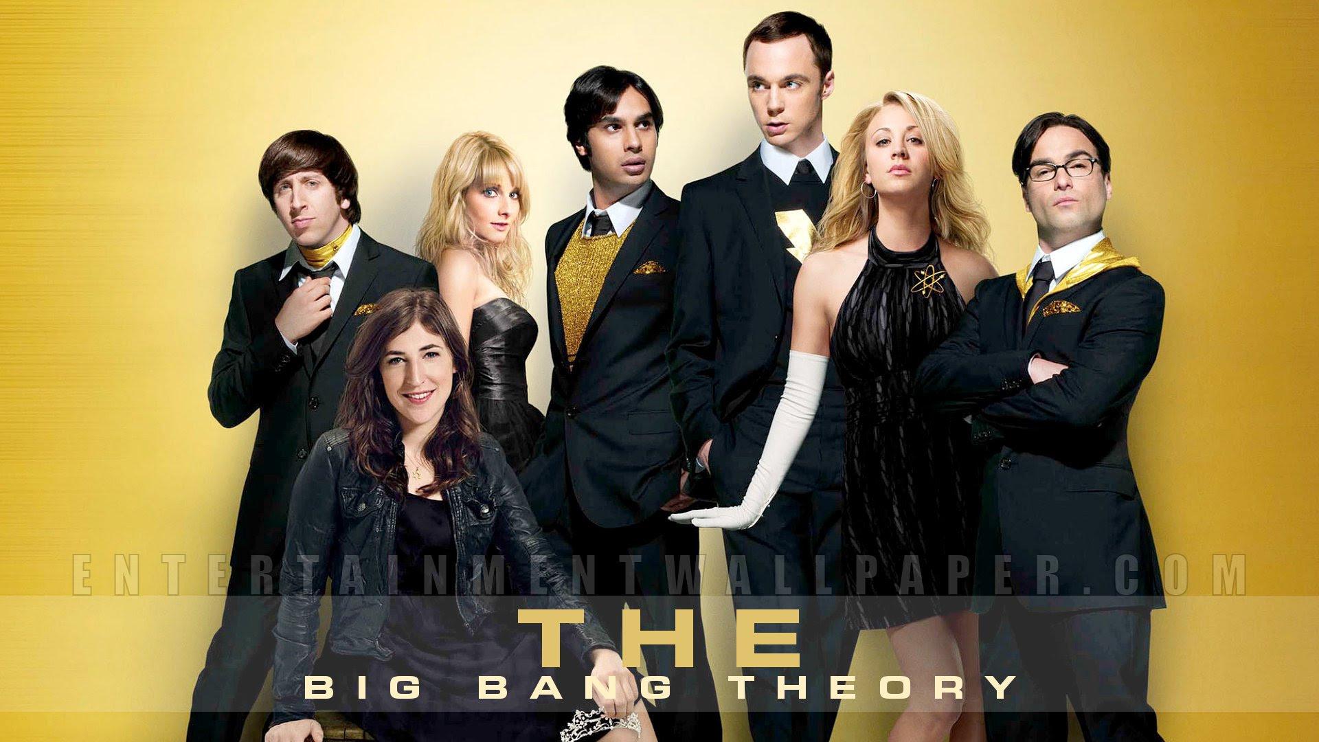 The Big Bang Theory Wallpaper 1920x1080 73736