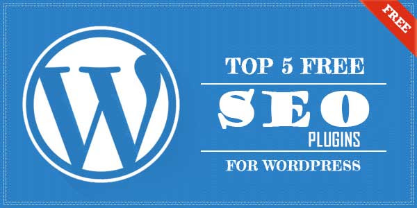 Top-5-Free-SEO-Plugins-For-WordPress