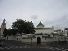 Mosquée de Paris, France