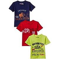 Status Quo Cubs Boy's T-Shirt (CUBS-180_Combo-02_26)