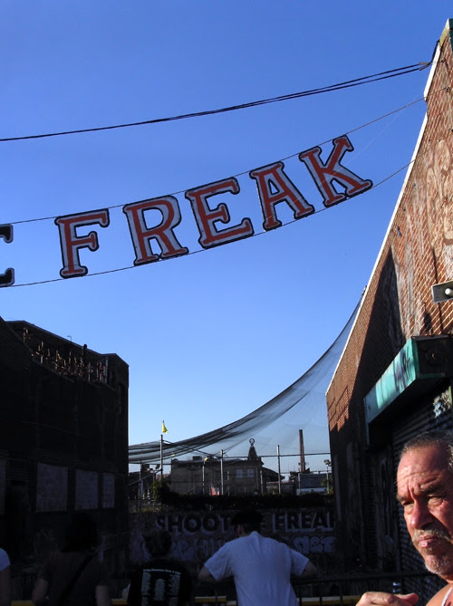 FREAK, Coney Island