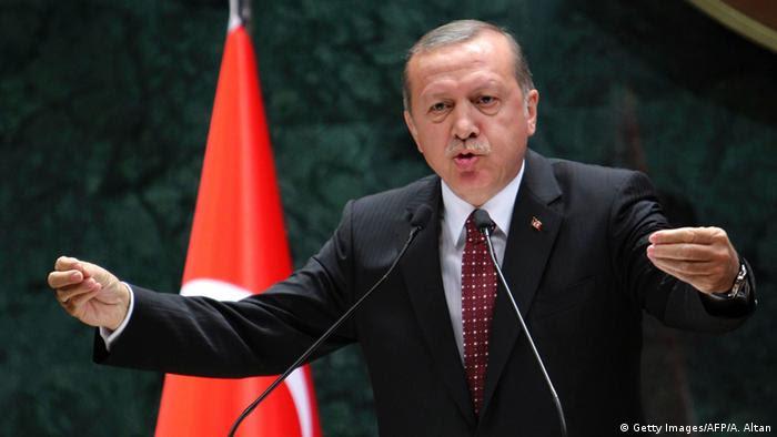 Recep Tayyip Erdogan stawia Brukseli twarde warunki
