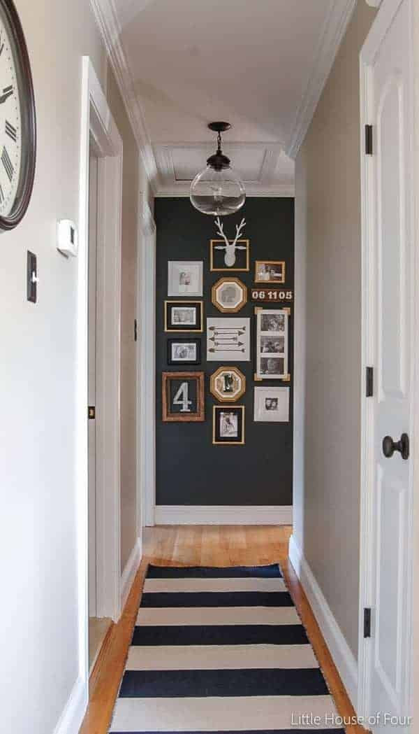 15 Loved Hallway Decorating Ideas | MostBeautifulThings