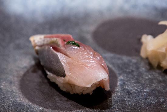 Singapore Best Omakase Sushi Shinji by Kanesaka Aji Sushi